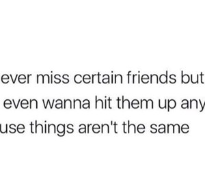 friendship, quote, and sad image