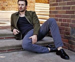 chris evans, Marvel, and actor image