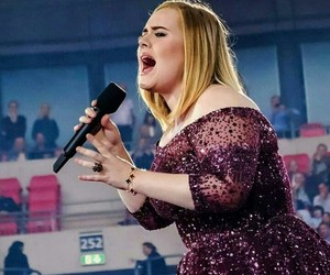 Adele, daydreamer, and love image