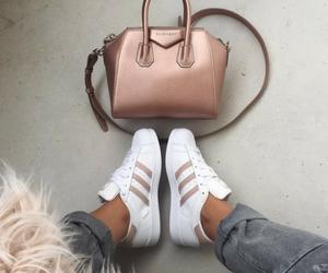 adidas, bag, and style image