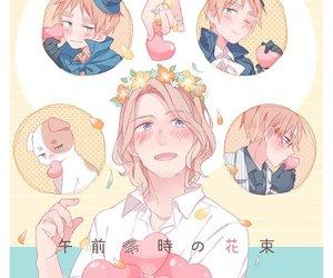 anime, bl, and hetalia image