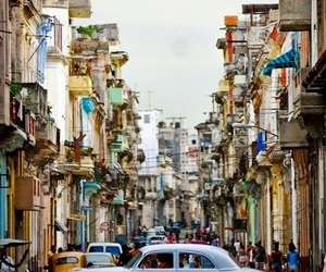 cuba, car, and havana image