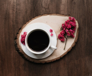 autumn, coffee, and relaxing image
