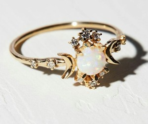 gold, jewelery, and style image