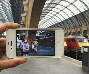 harry potter and king's cross image