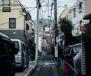alley, atmosphere, and japan image