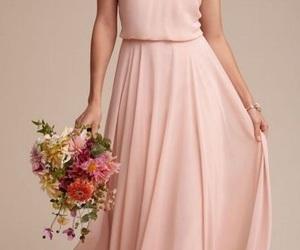 beautiful, flowers, and amazing dress image