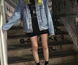 grunge, fashion, and alternative image
