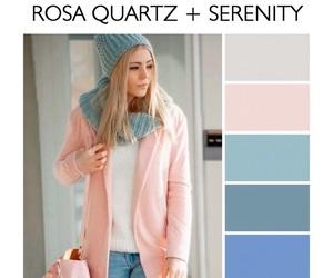 moda, ropa, and serenity image