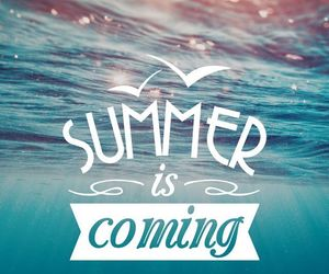 summer, sun, and wallpaper image