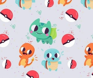 pokemon, wallpaper, and ​charmander image