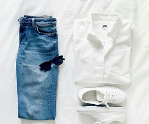 clear, fresh, and jeans image