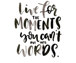 quotes and moment image
