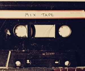 mixtape and tape image