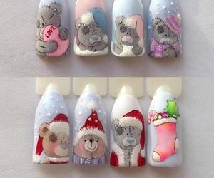 beat, christmas, and nails image