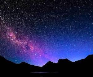 beautiful, blue, and landscape image