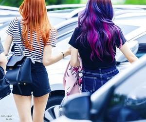 jisoo, lisa, and blackpink image