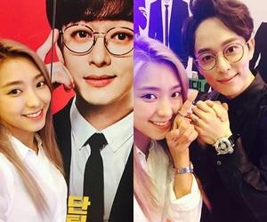 actress, kpop, and yoon bora image