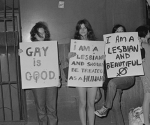 lesbian, gay, and love image