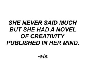 quotes, creativity, and mind image