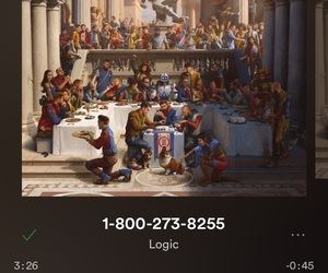 logic, music, and music playlist image
