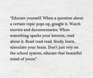 be yourself, education, and quot image