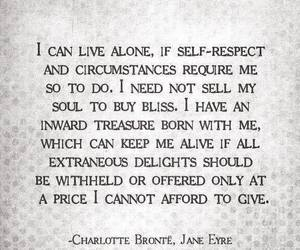 empowerment, text, and jane eyre image