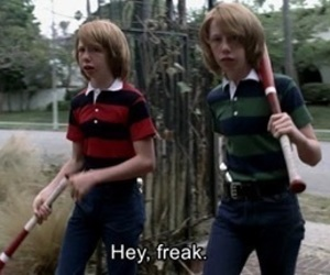 american horror story, ahs, and freak image