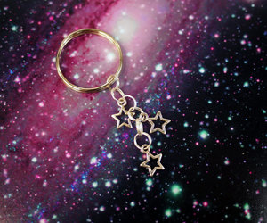 constellation, etsy, and falling star image