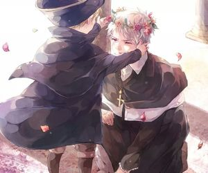 hetalia, anime, and holy roman empire image