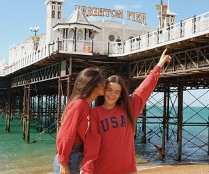 Best, bff, and brighton image