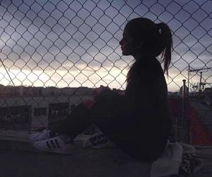 girl, adidas, and alternative image