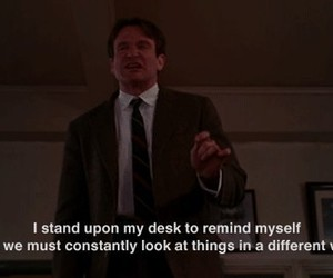 dead poets society, movie, and life image