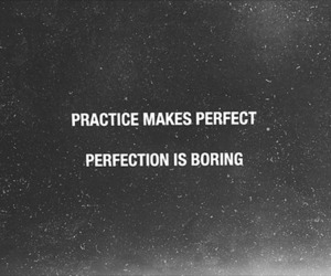 text, perfect, and quote image