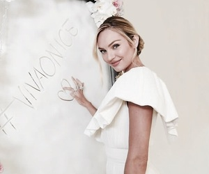 beauty, juicy couture, and candice swanepoel image