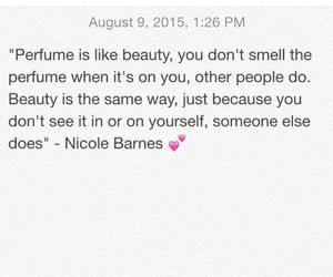 beauty, loving yourself, and quotes image