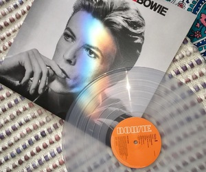 bowie, vintage, and star man image