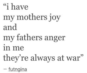 anger, joy, and mother image