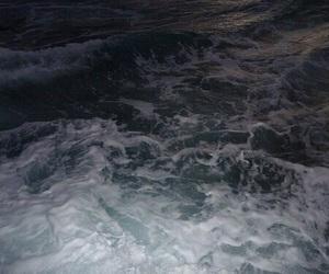 grunge, ocean, and sea image