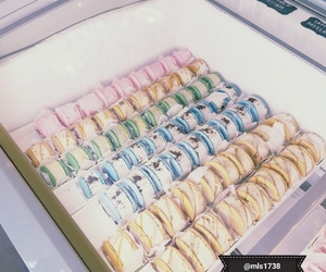 colorful, delicious, and pastel image