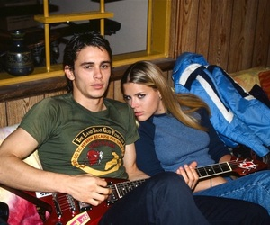 freaks and geeks, james franco, and couple image