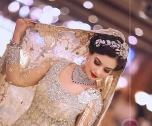 wedding, bride, and hindi image
