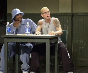 eminem, slim shady, and proof image