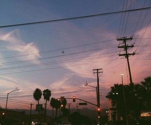 sky, beautiful, and city image