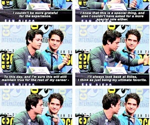 comic con, mtv, and tyler posey image