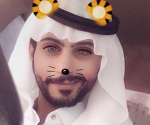 arab, men, and muslim image