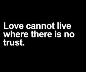 😐 and i trusted you image