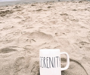 beach, serenity, and beachfun image