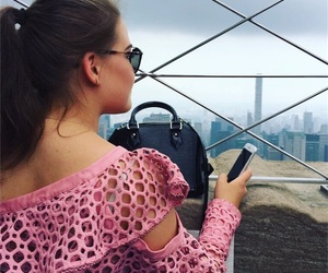 dior, empire state building, and Louis Vuitton image