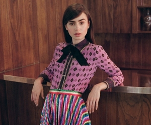 love and lilycollins image